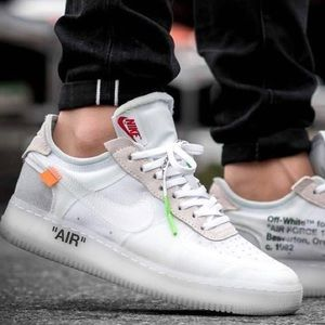 Off White Shoes Off White X Nike Air Force 1 Low Poshmark